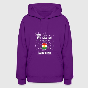 queen love princesses KURDISTAN KURDE - Women's Hoodie