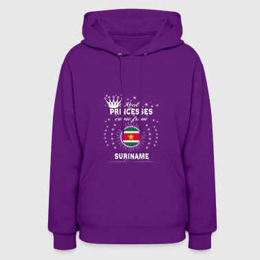 queen love princesses SURINAME - Women's Hoodie