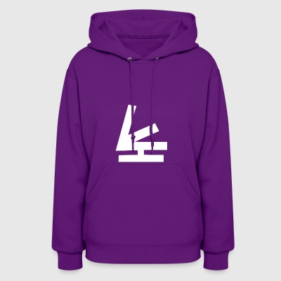 My Homies Entertainment Logo - Women's Hoodie