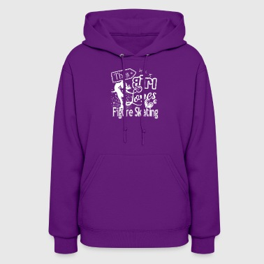 Figure Skating T-Shirt - Women's Hoodie