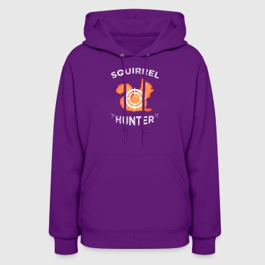 Squirrel hunter - Women's Hoodie