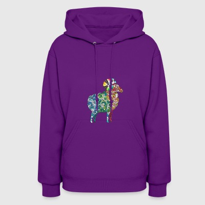 DESIGN BY AMBER - Women's Hoodie