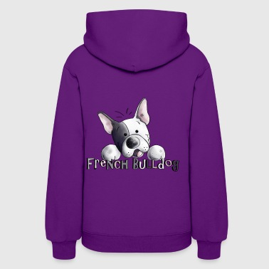Sweet French Bulldog - Dog - Dogs - Women's Hoodie