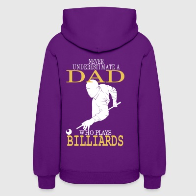 BILLIARD T-shirts - Women's Hoodie