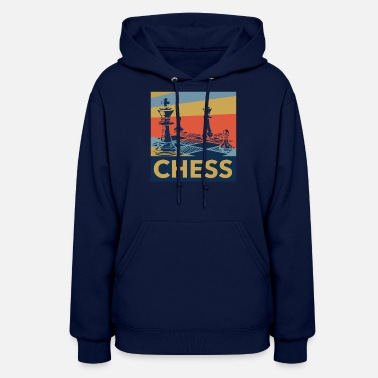 Chess Board Chess Board - Women's Hoodie