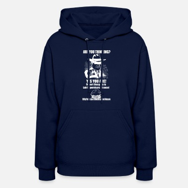 Prohibition Thinking is Prohibited - Women's Hoodie