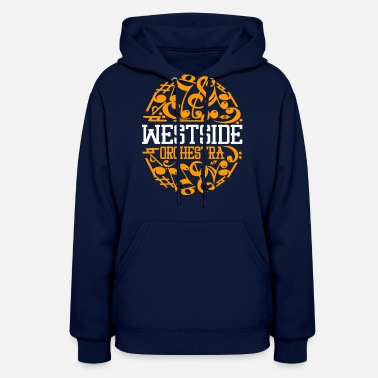Orchestra WESTSIDE ORCHESTRA - Women's Hoodie