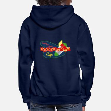 Roswell - Crashdown Cafe - Women's Hoodie