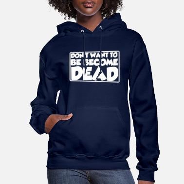 Rainbow Six Siege Be Become Dead (Reference) (White) - Women's Hoodie