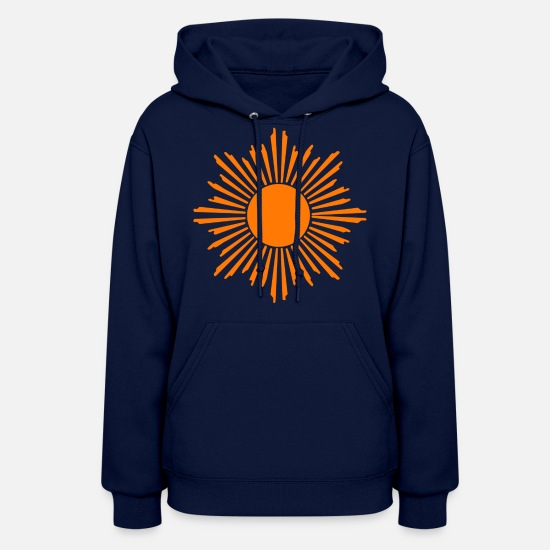 Sunglasses Hoodies & Sweatshirts - Sun - Women's Hoodie navy