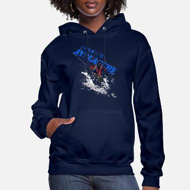Riding Technique Skiing Ride The Avalanche - Women's Hoodie