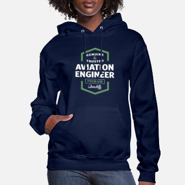 Aviation Aviation Engineer - Women's Hoodie
