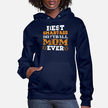 Soccer Best smart mother - Women's Hoodie