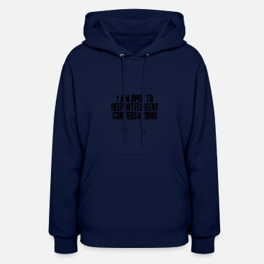 Clever clever - Women's Hoodie