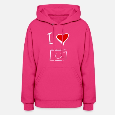Photography I Love Photography - Women's Hoodie