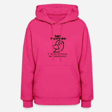 Social Network Social Network cartoon - Women's Hoodie