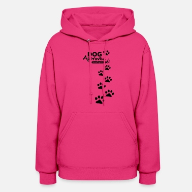Rescue Dog RescueDogs101 Dog Approved - Women's Hoodie