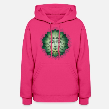 Buddhism Nature Lady 2 | Gandhara - Women's Hoodie