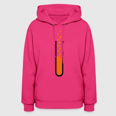 chemical reaction - reaction glass - Women's Hoodie