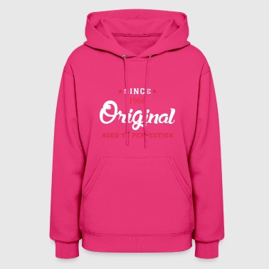 Since 1968 Original Aged To Perfection - Women's Hoodie