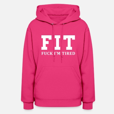 Fitness Fit - Women's Hoodie