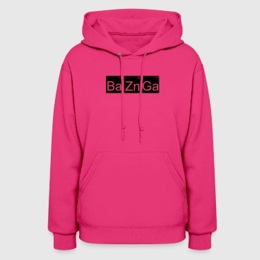 Bazinga ! Big Bang Theory - Women's Hoodie
