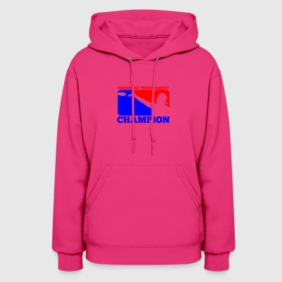 Cornhole Tournament Champion - Women's Hoodie