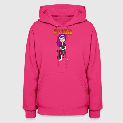 Kitty Danger Basic - Women's Hoodie
