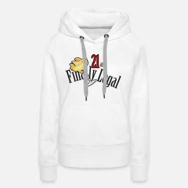 Aperitif Celebrating 21 - Women's Premium Hoodie