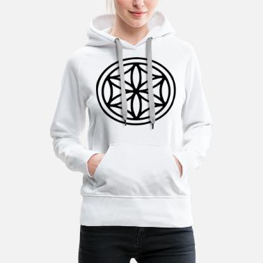 Geometry Printed Funny Men s - Women's Premium Hoodie