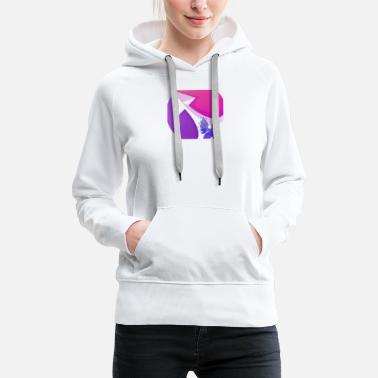Dream amazing dream - Women's Premium Hoodie