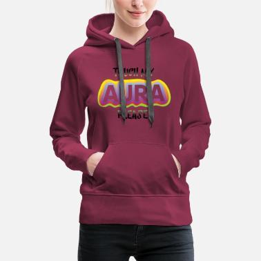 Is It My Aura Women/'s Sweatershirt