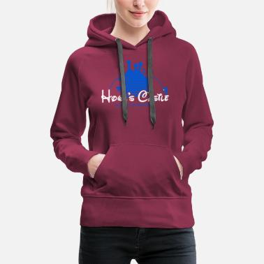 Castle Howl s Moving Castle - Women's Premium Hoodie