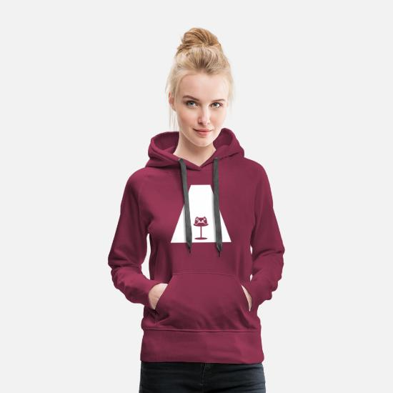 Gift Idea Hoodies & Sweatshirts - Gamer Console - Women's Premium Hoodie burgundy