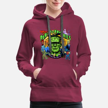 Party at Frankie's - Women's Premium Hoodie