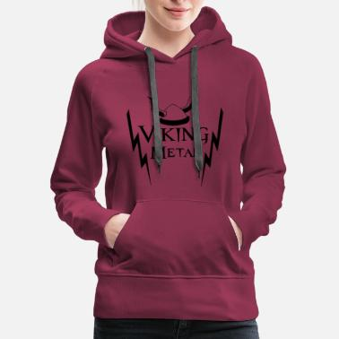 Viking Metal Viking Metal - Women's Premium Hoodie
