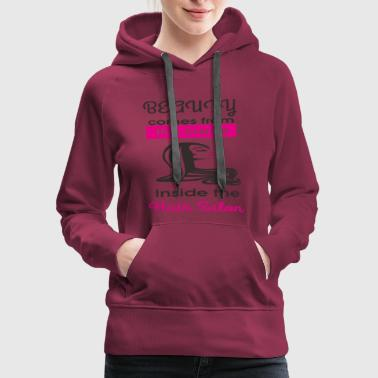 Salon hair salon - Women's Premium Hoodie