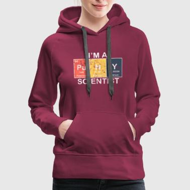 Science - I'm a scientist - Women's Premium Hoodie