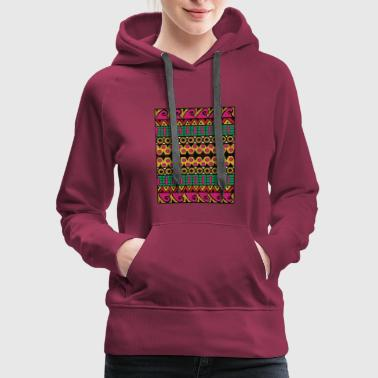 Art - Global Nomad - Women's Premium Hoodie