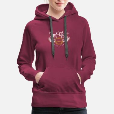 The Eagle Khabib Nurmagomedov - Women's Premium Hoodie