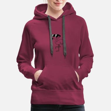 Filling Fill in Freddy - Women's Premium Hoodie