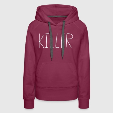 guy killer - Women's Premium Hoodie