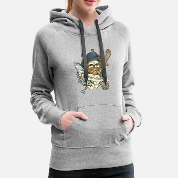 1048b5975d8f8 Sailing Collection - Women s Premium Hoodie