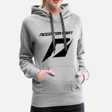 Profit need for profit - Women's Premium Hoodie
