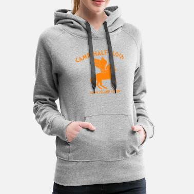 Blood Camp Half Blood - Women's Premium Hoodie