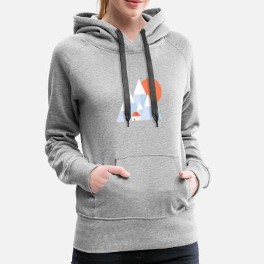 Nice Snow Valley - Women's Premium Hoodie