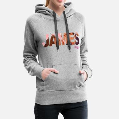 Is It Love? James - Women's Premium Hoodie