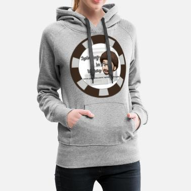 Vegas Spinning in Vegas Clothing Line - Women's Premium Hoodie