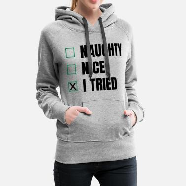 Sayings funny saying - Women's Premium Hoodie