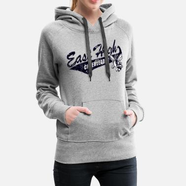 East Frisia East High CHEERLEADER - Women's Premium Hoodie